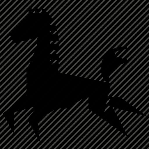 animal, horse, mare, pony, stud icon