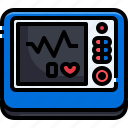healthcare, heart, monitor, monitoring, pulse, rate