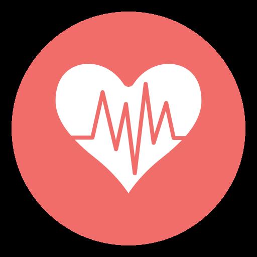 care, health, heartbeat, hospital icon