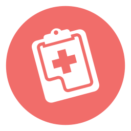care, health, hospital, patient icon