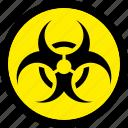 biohazard, biological, hazard, hazardous
