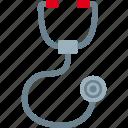 doctor, exam, medic, stethoscope
