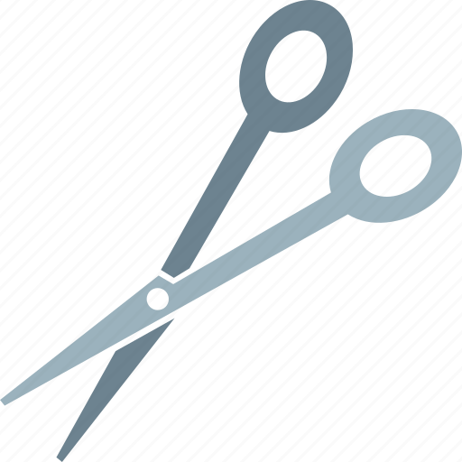 cut, instrument, medical, scissors, surgery icon