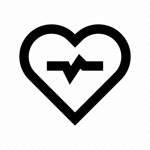 doctor, heart, hospital, medical, medicine, pulse icon
