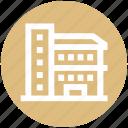 building, clinic, healthcare, hospital, hospital building, medical center