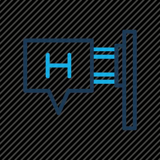 health, hospital, medical icon