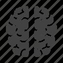 brain, neurosurgery, organ icon
