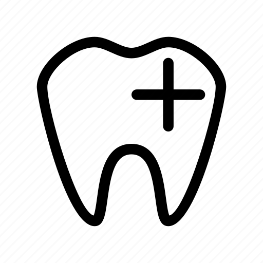 cross, doctor, hospital, medical, medicine, tooth icon
