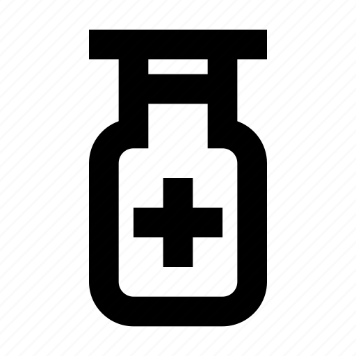 doctor, hospital, jar, medical, medicine icon