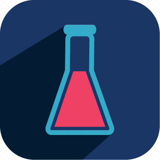 chemistry, experiment, flask, lab, laboratory, research, tube icon