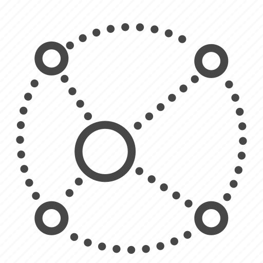 connection, data, hosting, link, network icon
