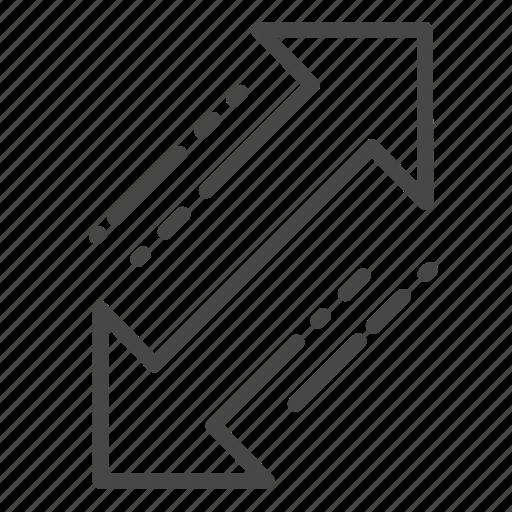 data, data transfer, download, hosting, upload icon