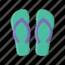 beach wear, flip flops, footwear, shoes, slippers, summer shoes