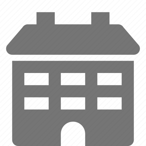 building, home, hotel, house icon