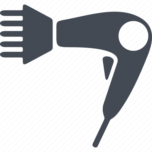 customer, hairdryer, hotel, service, services icon