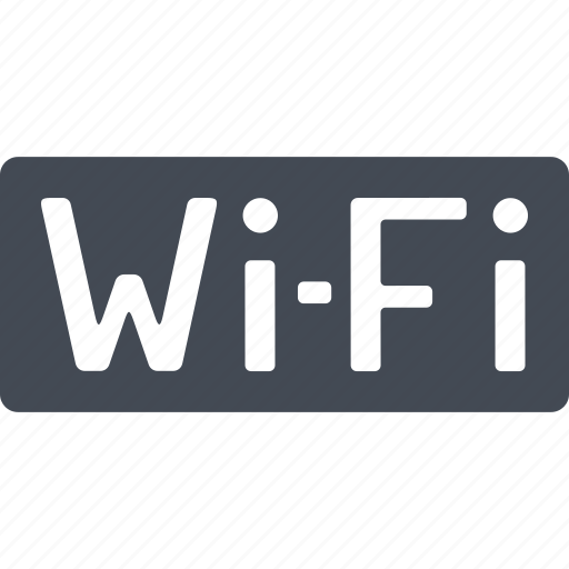 hotel, internet connection, service, wi-fi icon