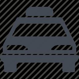 car, hotel, service, taxi icon