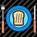 breakfast, food, eat, meal