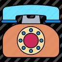 telephone, phone, communication, call
