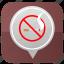 cancel, hotel, no, room, smoke, smoking icon