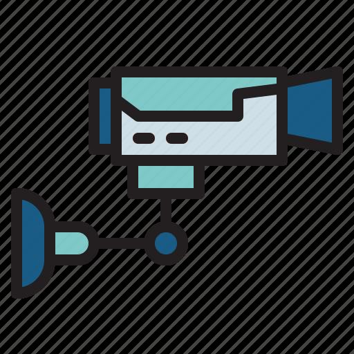camera, cctv, security, video icon