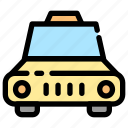 car, hotel, hotel facility, service, taxi, transport, vehicle icon