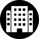 hotel, resort, room, travel, trip, vacation icon icon