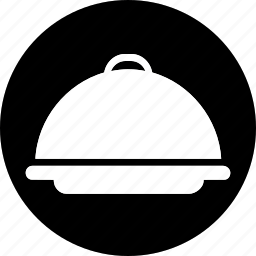 hotel, room service, service, serving, travel, trip, waiter icon icon