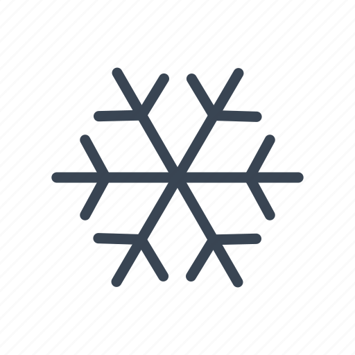 air, cold, conditioning, snow, snowflake icon