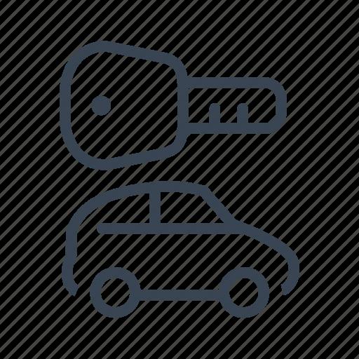 auto, car, rent, rental, vehicle icon