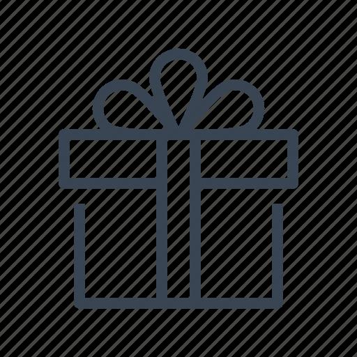 box, gift, present, shop, shopping, souvenir icon