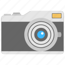 camera, lens, old fashioned camera, photo, photography icon