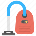 cleaning equipment, cleaning floor, dust cleaner, machine, vacuum cleaner icon