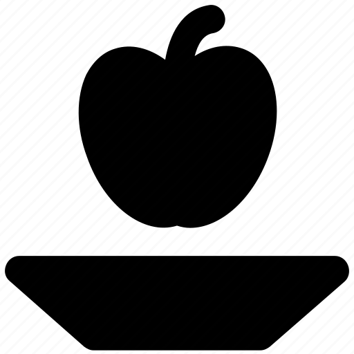 apple, food, fruit, healthy food, nutrition, organic icon