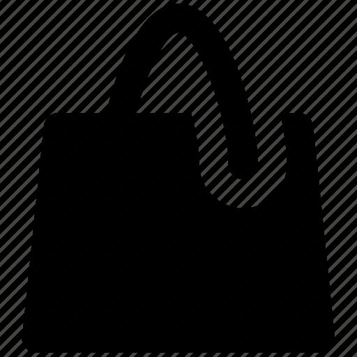 bag, purse, shopper bag, shopping bag, shopping purse, tort bag, tote bag icon
