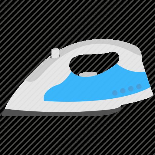 drying clothes, iron, ironing machine, laundry, machine icon