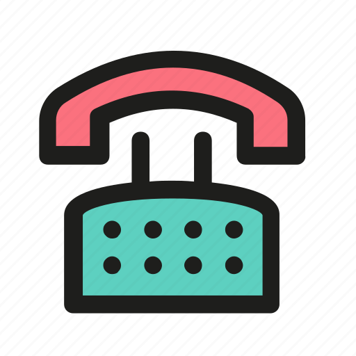 call, dial, phone, ring, telephone icon