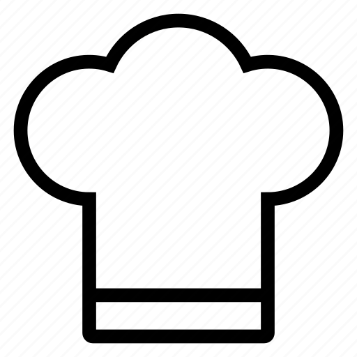 cap, chef, chefhat, cook, food, hat, kitchen icon