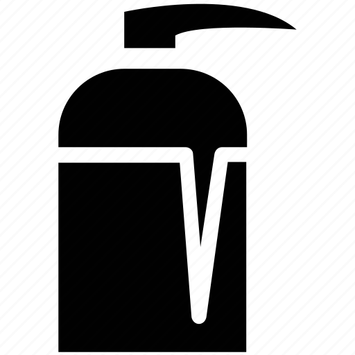 liquid soap, shampoo, soap, soap dispenser icon