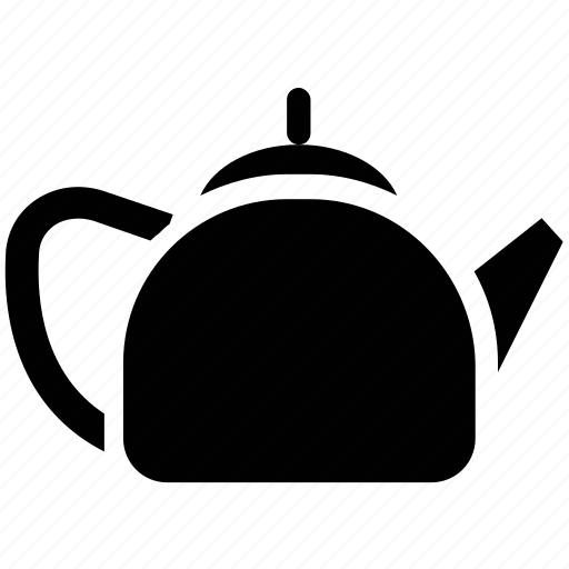 kettle, tea, tea kettle, teakettle, teapot icon