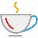 cup of tea, hot tea, tea, tea cup icon