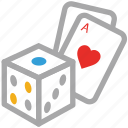 card, casino, gambling, poker icon