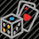 casino, card, gambling, poker