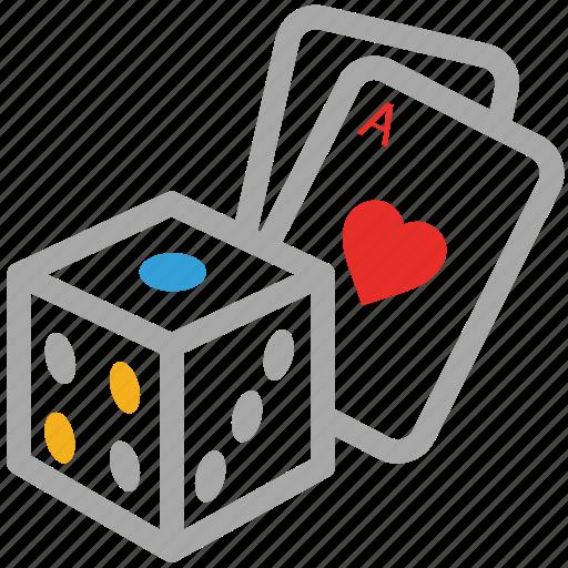 card, casino, gambling, poker icon