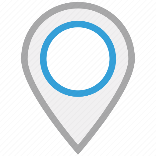 gps, locator, navigation, pin icon