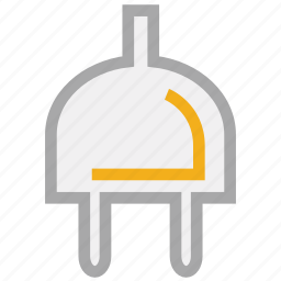 electric, plug, power plug icon