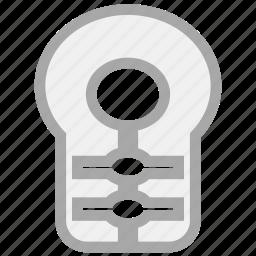 badge, label, luggage tag, tag icon