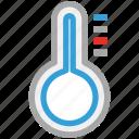 thermometer, cold, hot, temperature