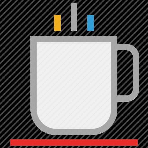 cup, cup of tea, hot tea, tea icon