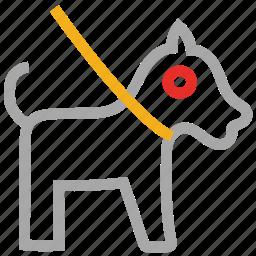 animal, animals, dog, pet icon
